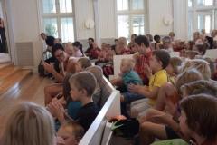Performance for children in Eksjö 2015